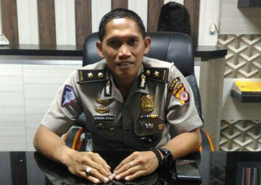 Kasie STNK Ditlantas Polda Jabar, Kompol Erwinsyah