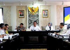 Setwan DPRD Jabar Gelar Rakor Persiapan Pelantikan Anggota DPRD Jabar 2019-2024