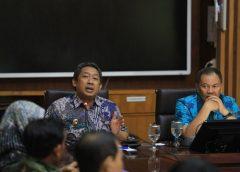 Warga Tamansari Geruduk Kantor Wali Kota Bandung